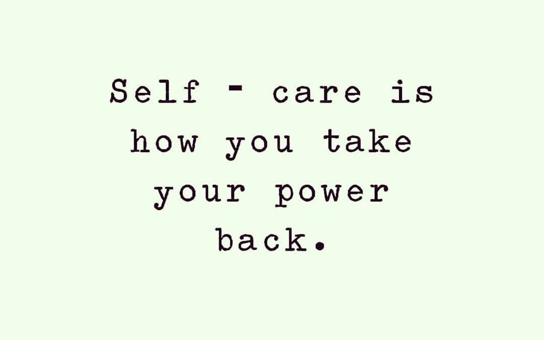 What Is Truly Self-Care?