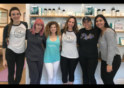 Yoga at Skin Laundry